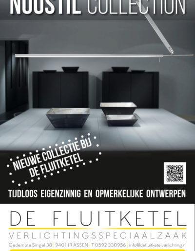 Noustil Collectie bij De Fluitketel